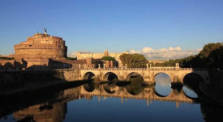Castel Sant'Angelo, ancient monuments