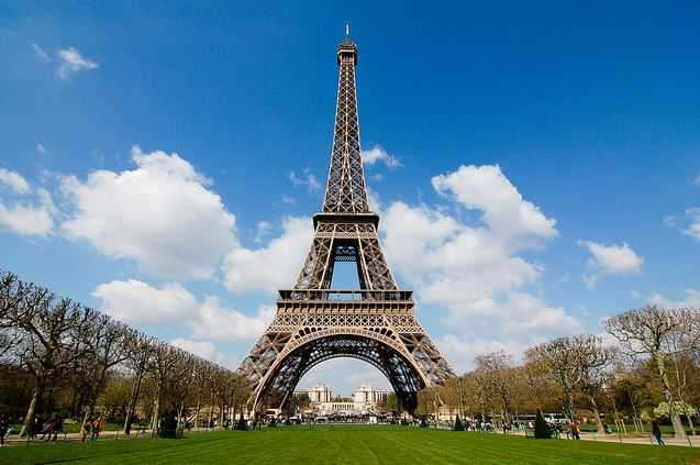 Top 10 best places to visit in france for Places to stay near eiffel tower