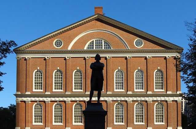 Faneuil Hall, Boston tourist attractions