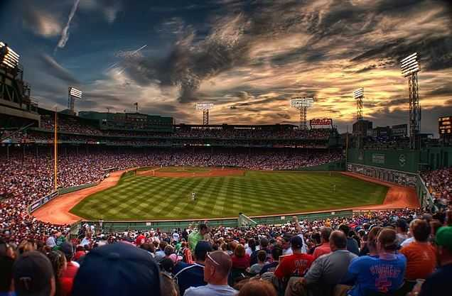 Fenway Park, places to visit in Boston