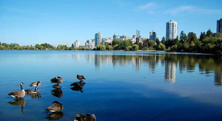 Stanley Park, places to visit in Vancouver