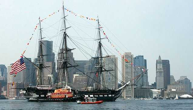 USS Constitution, things to see in Boston