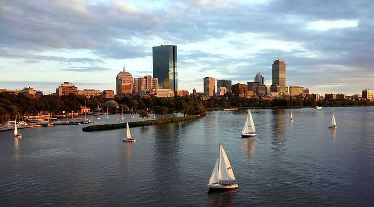 Back Bay, places to visit in Boston