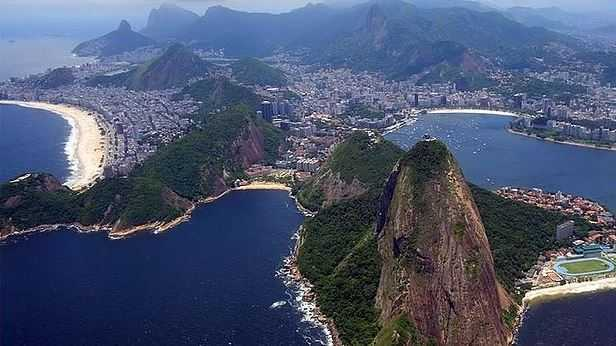 sugarloaf-mountain, places to visit in Rio de Janeiro