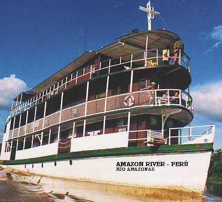 Amazon River Cruise, luxury river cruise