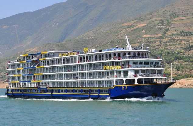 Yangtze River Cruise, river boat cruises