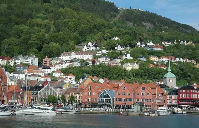 Bergen, holidays to Norway