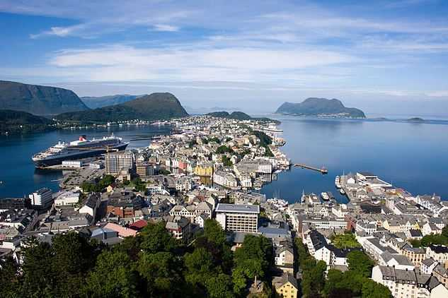 Best Places to Visit in Norway, Alesund