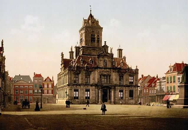 Delft, tourist attractions in Netherlands