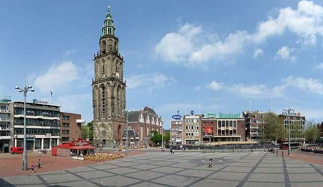 Groningen, tourist places in Netherlands