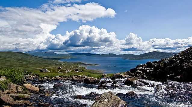 Jotunheimen National Park, tourist attractions in Norway