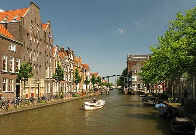 Leiden, tourist places in Netherlands