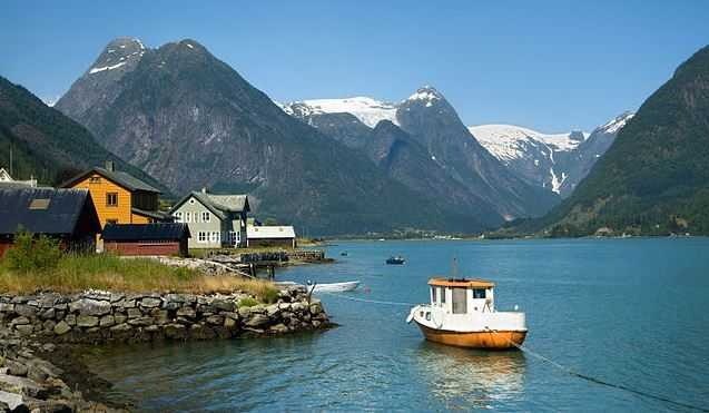 Western Fjords, Norway tourist attractions