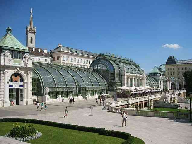 Burggarten, what to see in Vienna