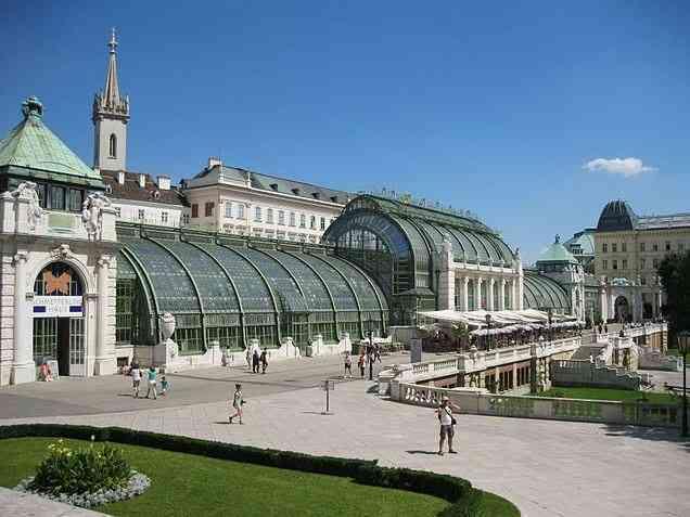 Burggarten, what to see in Vienna