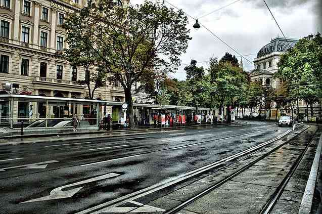 Ringstrasse, things to see in Vienna