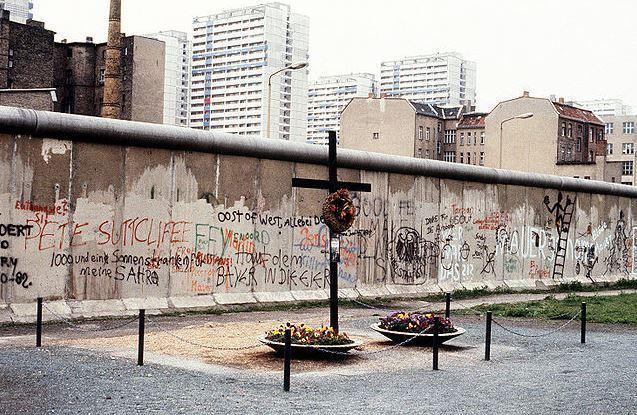 Top 10 World Famous Walls, Berlin Wall