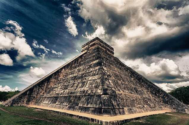 Top 10 Tourist Attractions in Mexico, Chichen Itza