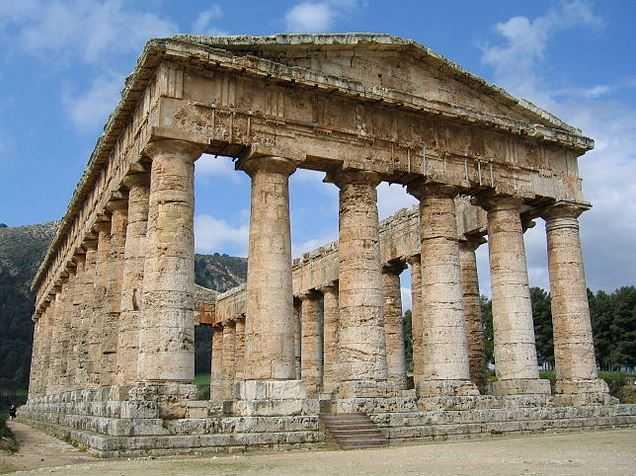 Top 10 Most Famous Greek Temples, Doric Temple of Segesta