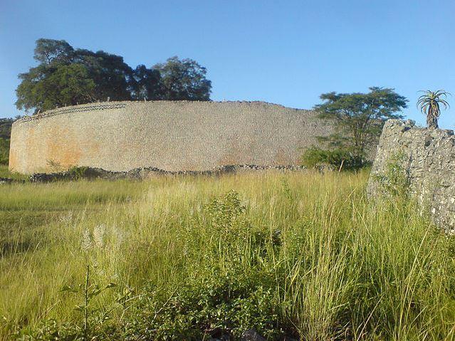 Top 10 World Famous Walls, Great Zimbabwe Walls