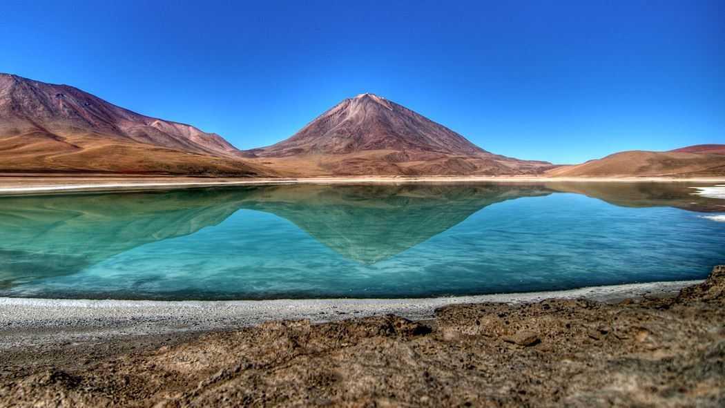 Top 10 Most Beautiful Lakes around the World, Laguna Verde