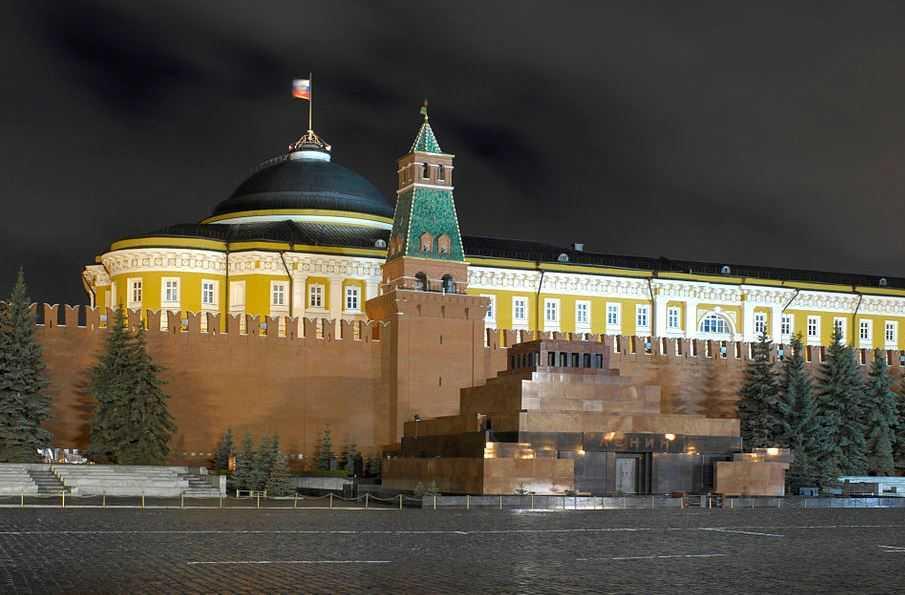 Top 10 Most Famous Mausoleums in the World, Lenin Mausoleum