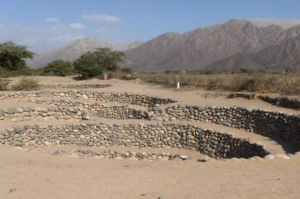 Top 10 Most Impressive Ancient Aqueducts, Nazca Aqueducts