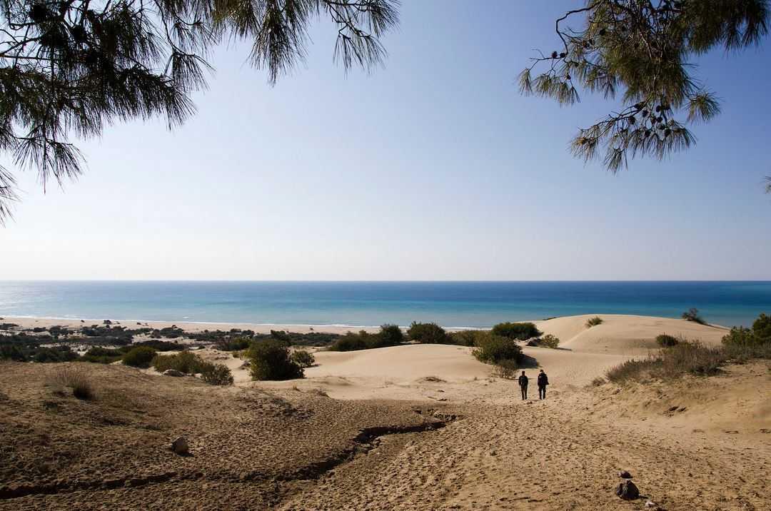 Top 10 Tourist Attractions in Turkey, Patara Beach