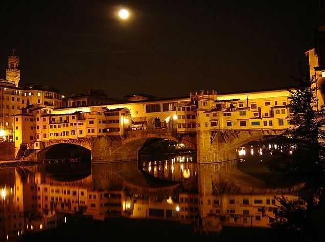 Top 10 Most Famous Bridges in the World, Ponte Vecchio