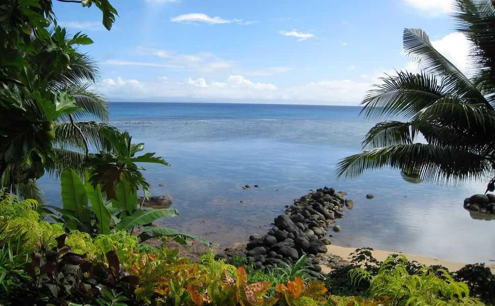 Top 10 Best Island Reefs around the World, Taveuni