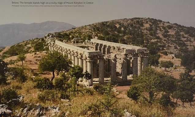 Top 10 Most Famous Greek Temples, Temple of Apollo Epicurius
