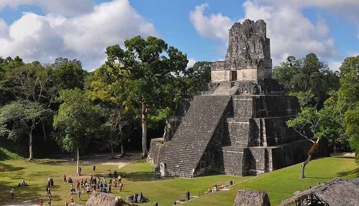 Top 10 Most Beautiful Ancient Mayan Temples