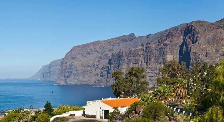 Top 10 Incredible Sea Cliffs in the World, Acantilados de Los Gigantes