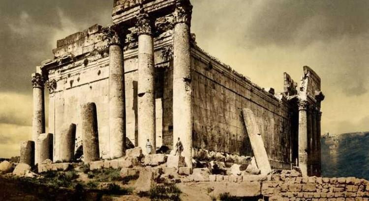Top 10 Most Famous Ancient Roman Monuments, Baalbek