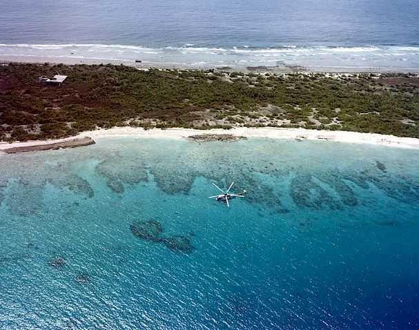 Top 10 Most Captivating Atolls in the World, Bikini Atoll