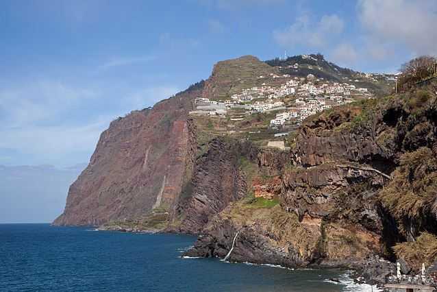 Top 10 Incredible Sea Cliffs in the World, Cabo Girao