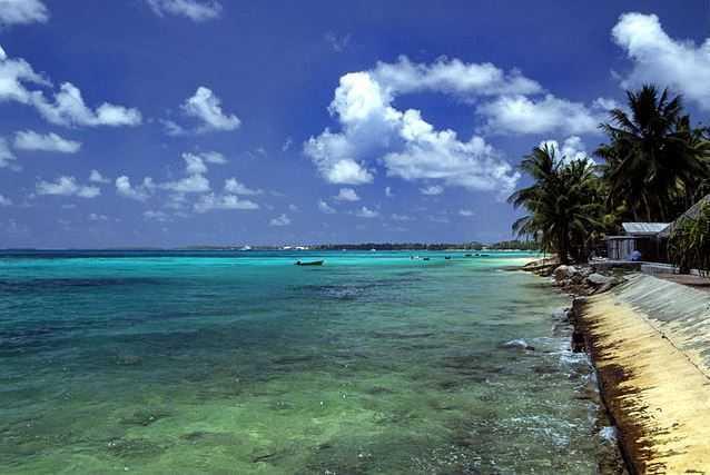 Top 10 Most Captivating Atolls in the World, Funafuti