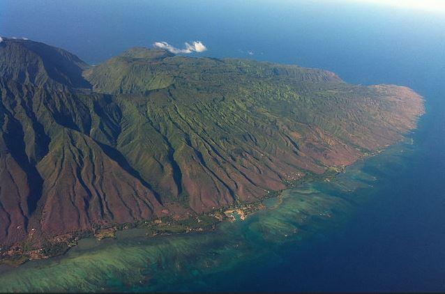 Top 10 Incredible Sea Cliffs in the World, Kalaupapa Cliffs