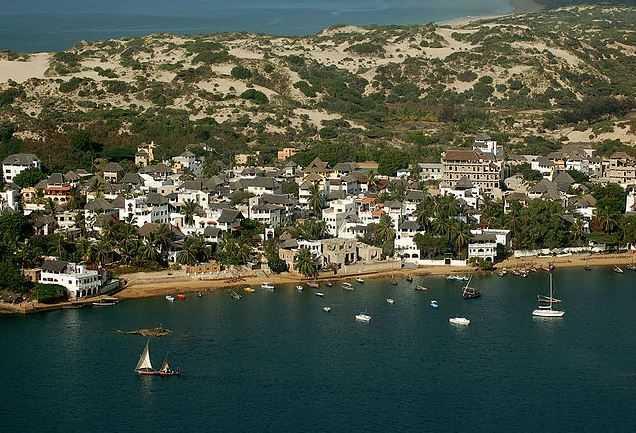 Top 10 Tourist Attractions in Kenya, Lamu Island