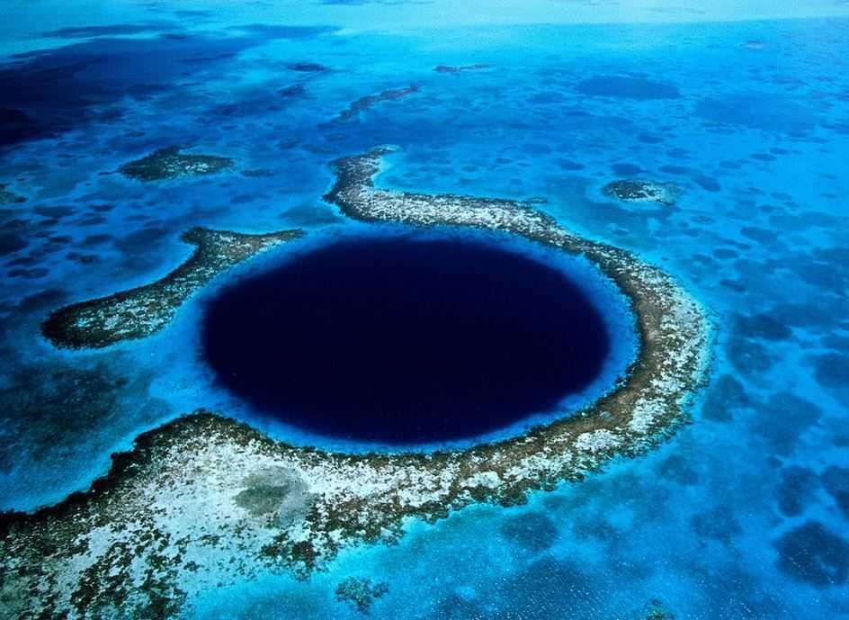 Famous Atolls
