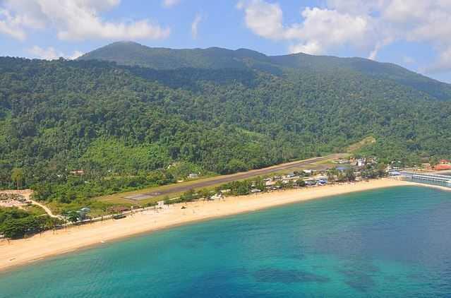 Top 10 Tourist Attractions in Malaysia, Pulau Tioman