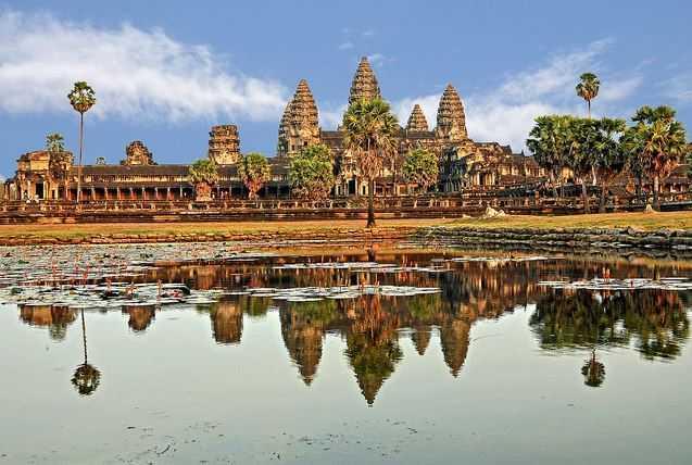 Angkor Wat, travel Cambodia