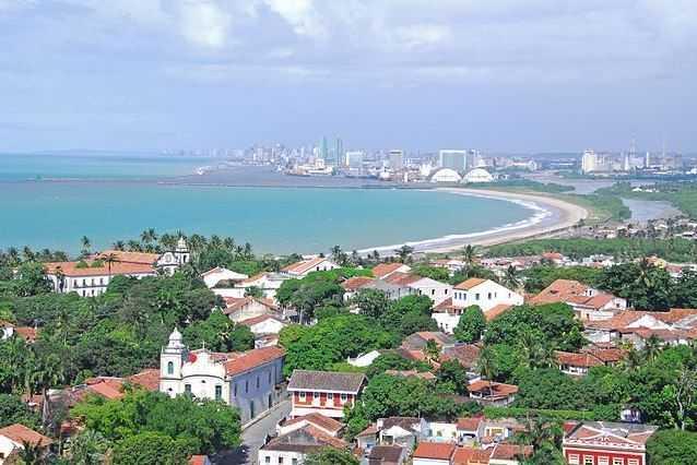 Historic Center of Olinda, visit Brazil