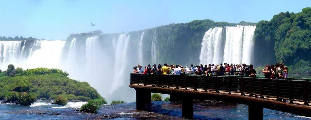 Iguazu Falls, waterfalls in Argentina