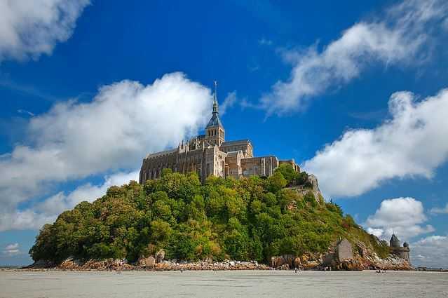 Mont Saint-Michel, tourist attractions in France