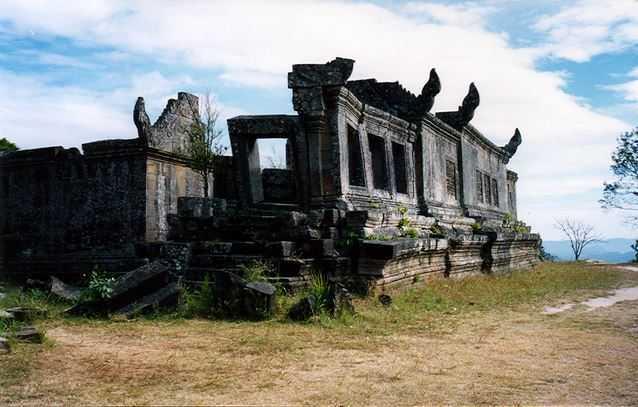 Top 10 Tourist Attractions in Cambodia, Preah Vihear