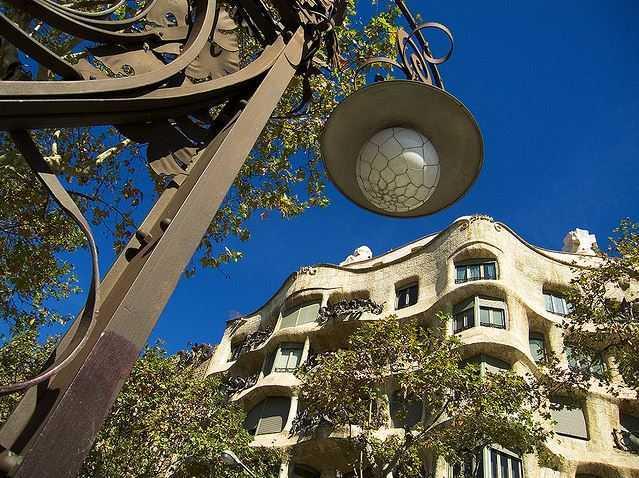 Casa Milà, Barcelona tourist attractions