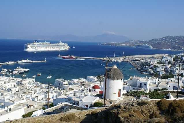 Mykonos, Greece tourist attractions