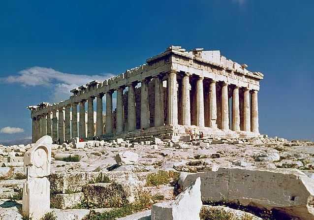 Parthenon, Acropolis, tourist attractions in Greece