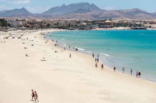 Fuerteventura, best Islands in Spain